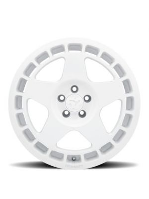 fifteen52 Turbomac 18x8.5 5x112 45mm ET 66.56mm Centre Bore Rally White Wheels