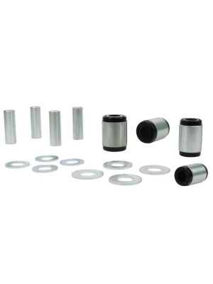 Whiteline Front Control arm - lower bushing kit - Toyota Hilux 2WD MY05-20
