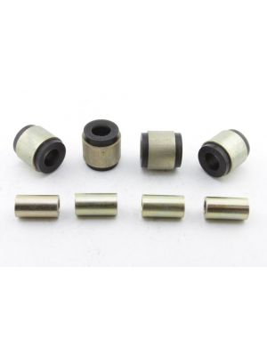 Whiteline Rear Control Arm - Front Inner & Outer Bushing Honda Integra MY86-01 / Civic MY88-00 / CR-V RD1-RD3 MY95-01 / CRX MY88-98 / Del Sol MY93-97