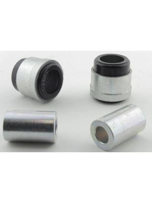 Whiteline Rear Control Arm - Upper Outer Bushing - Volvo C30 MY06-13 / C70 MY06-13 / S40 MY04-12 / V50 MY04-12