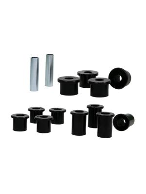 Whiteline Rear Spring - bushing kit - Toyota Hilux 2WD MY05-20 / 4WD MY05-20