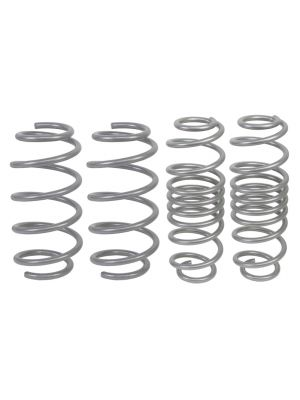 Whiteline Front and Rear Coil Springs - Lowered - Ford Fiesta WS, WT MY09-13 & Fiesta WZ MY13-18