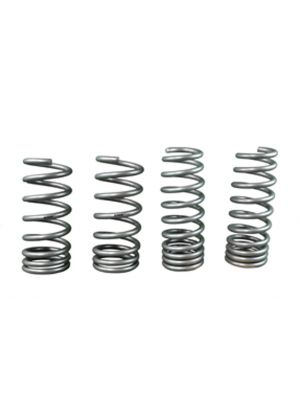 Whiteline Front and Rear Coil Springs - Lowered - Nissan 350Z Z33 MY03-09