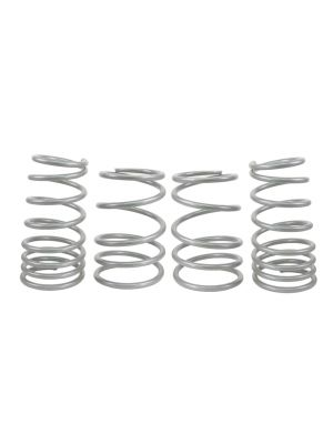 Whiteline Front and Rear Coil Springs - Lowered - Subaru WRX STI GD MY01-07