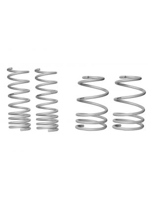 Whiteline Front and Rear Coil Springs - Lowered - Toyota Supra DB42 MY19+