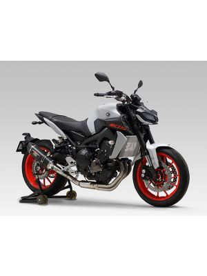 Yoshumura Stainless Full Exhaust System R-77S / Street Sports -  MT-09 MY14-19, XSR900 MY16-19
