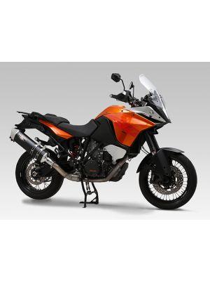 Yoshimura Slip-on Hepta Force / Street Sports Exhaust - KTM 1190 Adventure/R