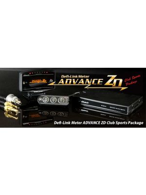 DEFI Advance ZD Club Sports Package
